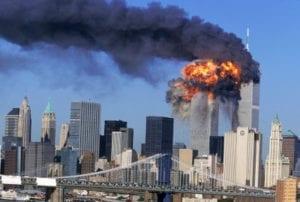 World Trade Center on 9-11