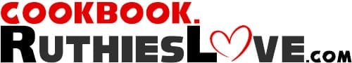 Cookbook.RuthiesLove.com