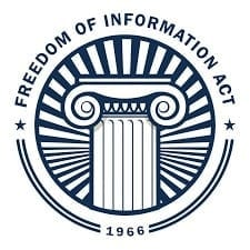 Freedom of Information Act!